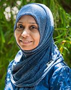 Nasreena Waheed